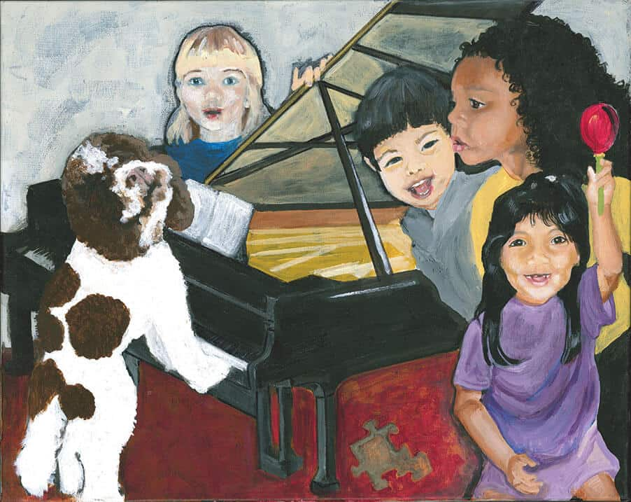 Children-Singing-Piano